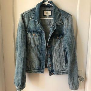 Forever 21 denim jacket!